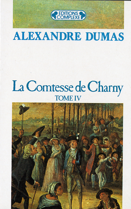 COMTESSE DE CHARNY  TOME 4
