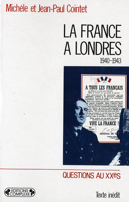 LA FRANCE A LONDRES