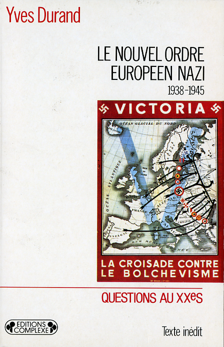 NOUVEL ORDRE EUROPEEN NAZI