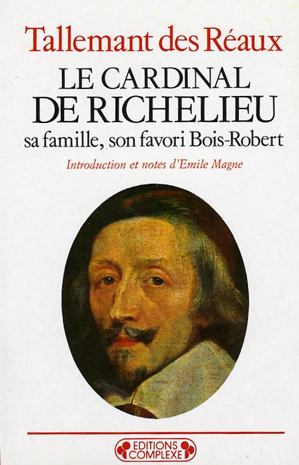 LE CARDINAL DE RICHELIEU (LE)