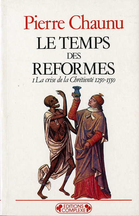LE TEMPS DES REFORMES  TOME 1