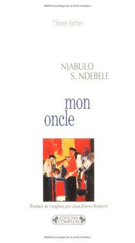 MON ONCLE