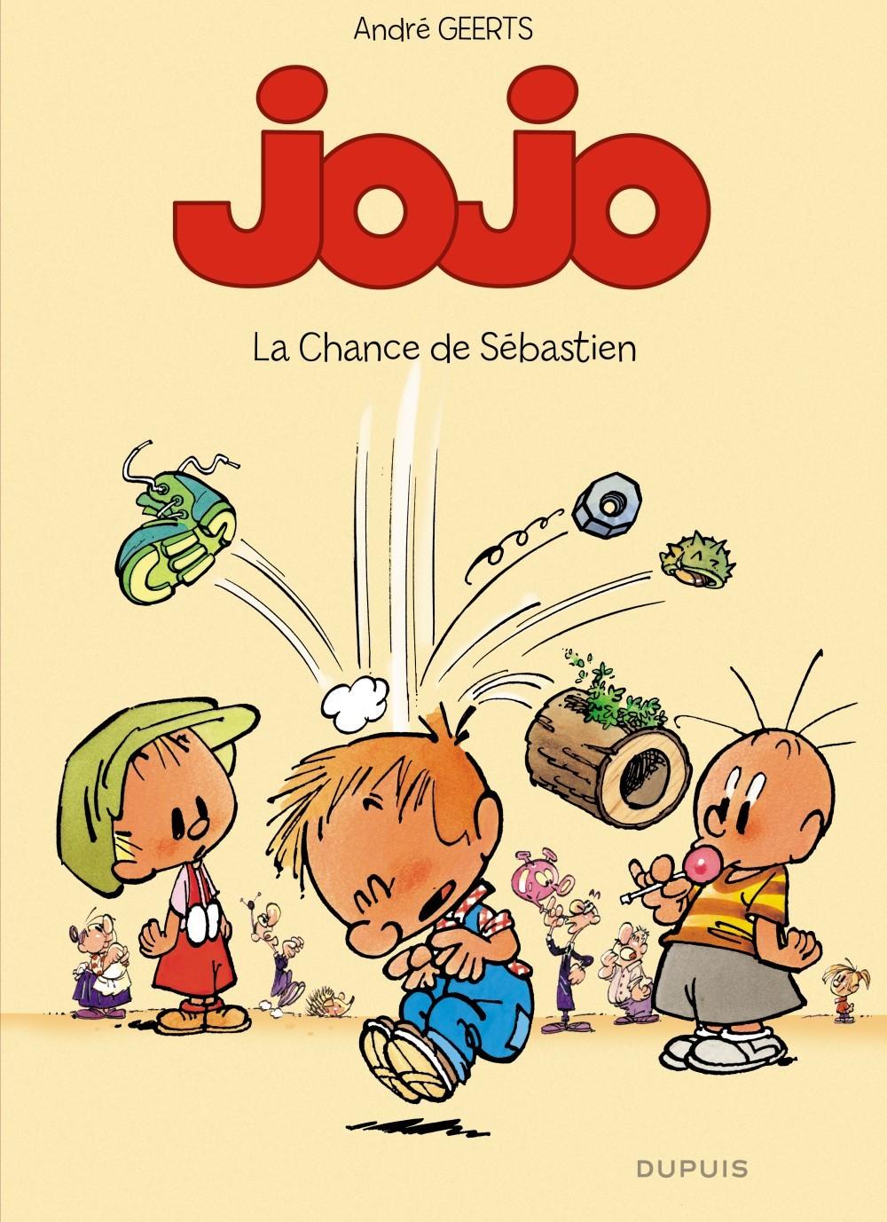 JOJO T10 LA CHANCE DE SEBASTIEN