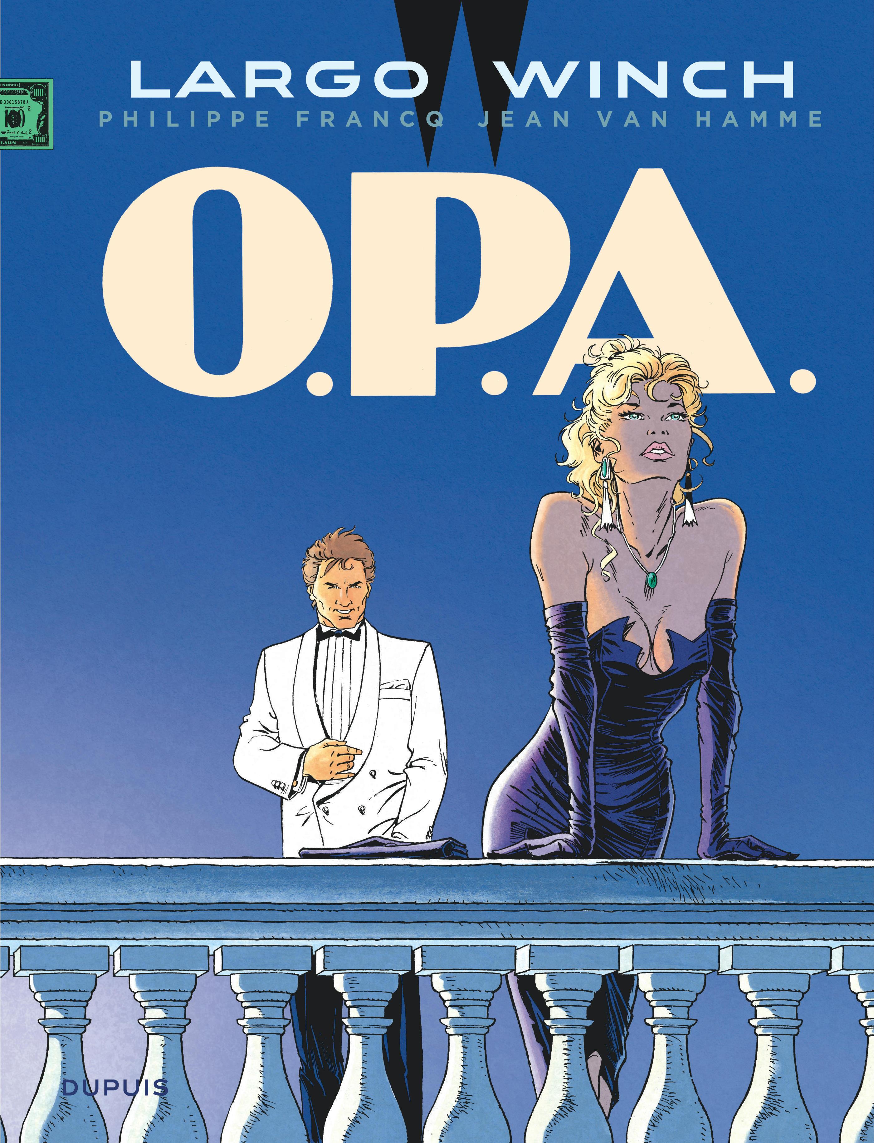 O.P.A. (GRAND FORMAT)