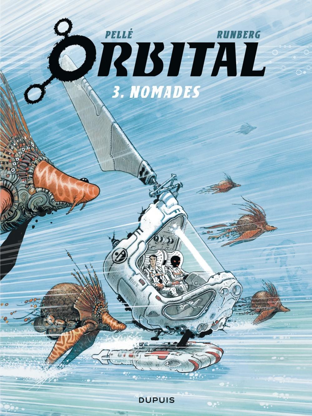 ORBITAL T3 NOMADES
