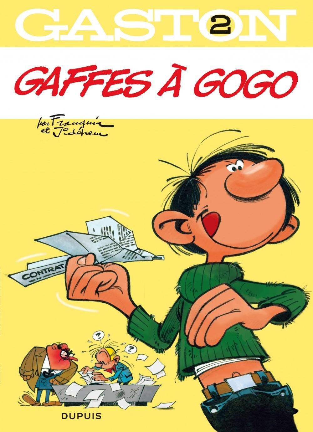 GAFFES A GOGO