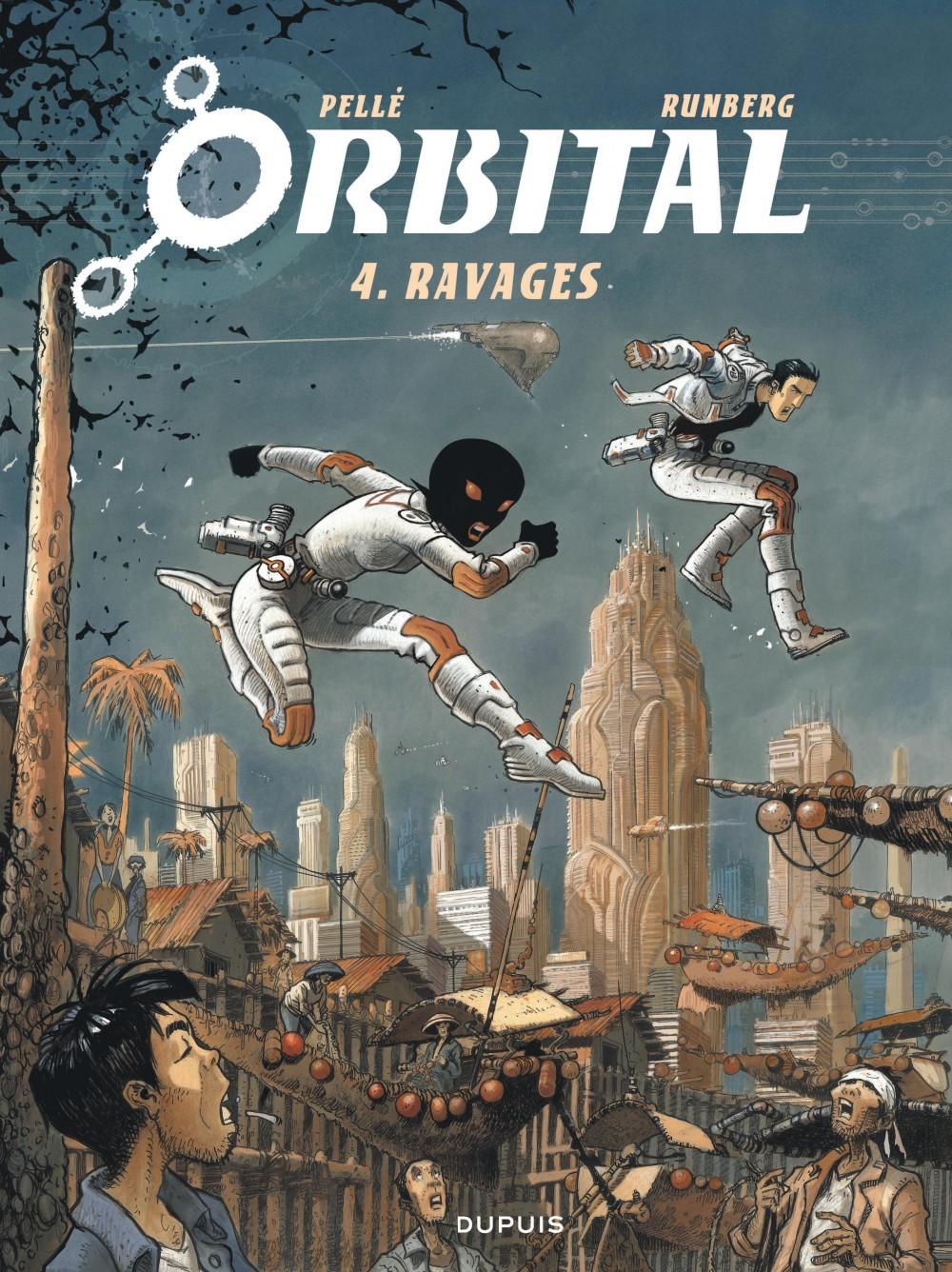 ORBITAL T4 RAVAGES