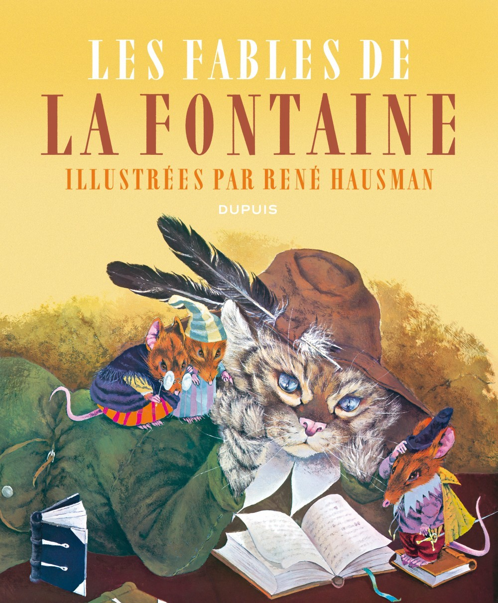 FABLES DE LA FONTAINE - LUXE T1 FABLES DE LA FONTAINE (LES) (VERSION LUXE)