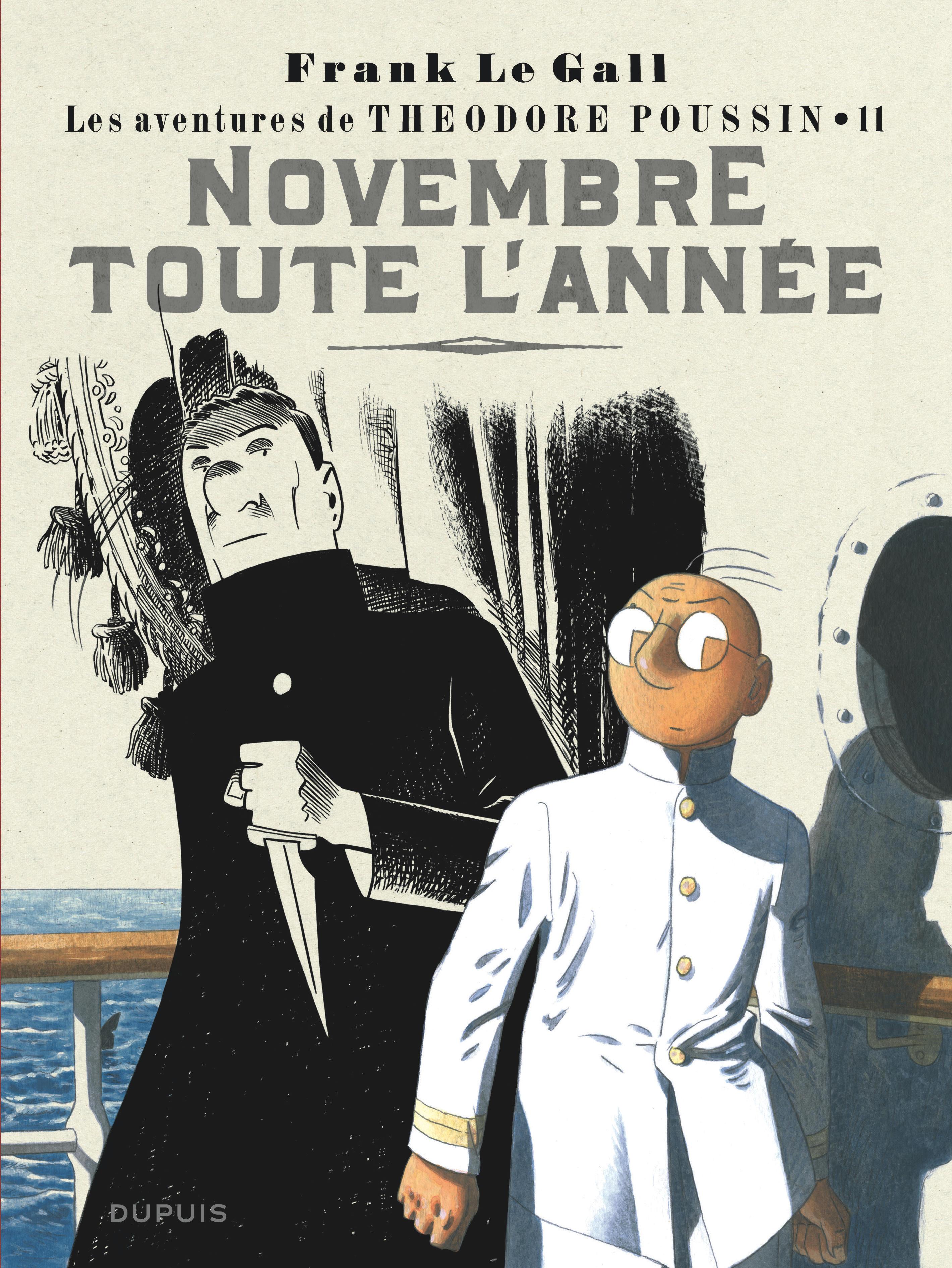 THEODORE POUSSIN T11 NOVEMBRE TOUTE L'ANNEE