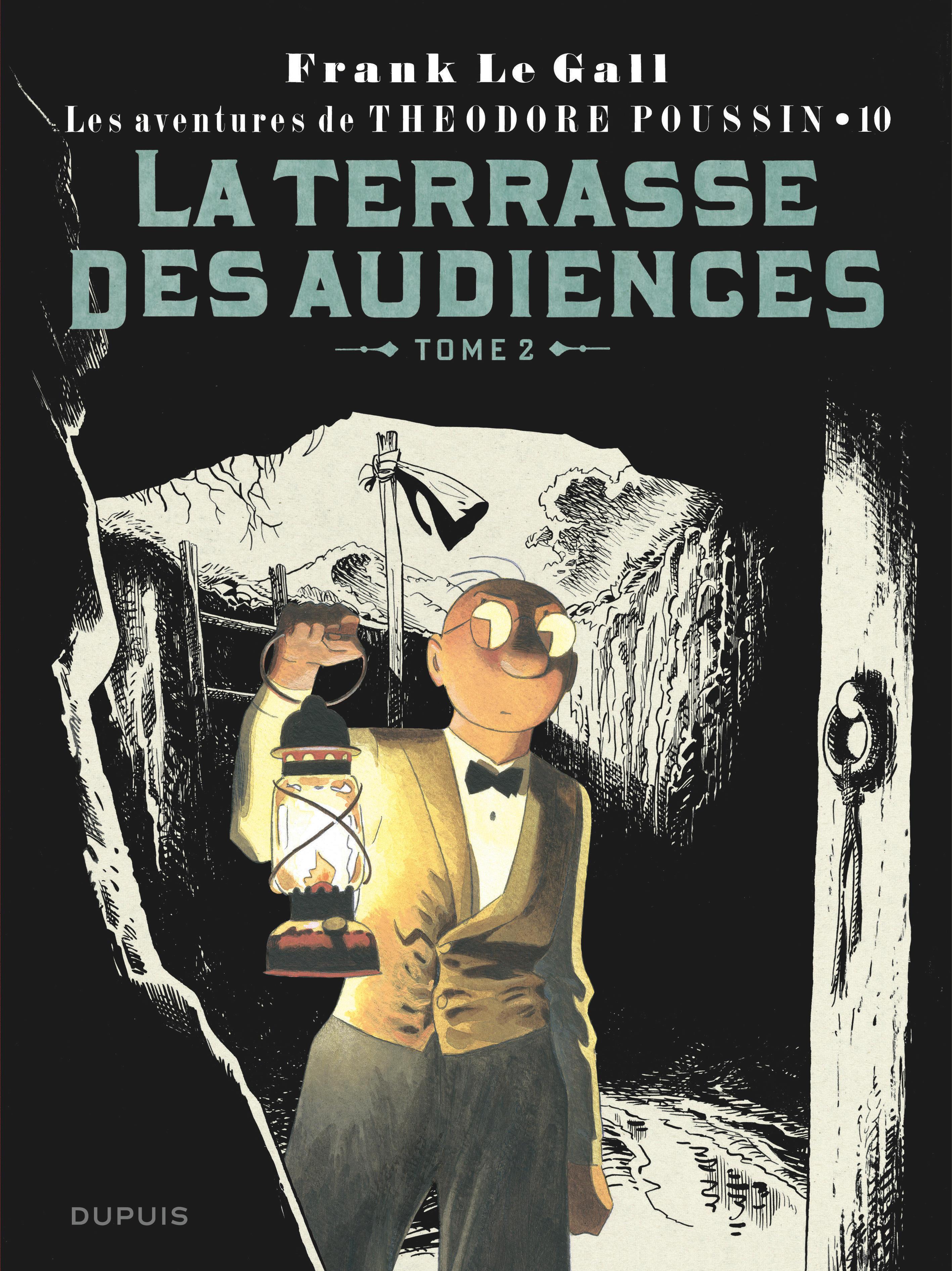 THEODORE POUSSIN T10 LA TERRASSE DES AUDIENCES T2