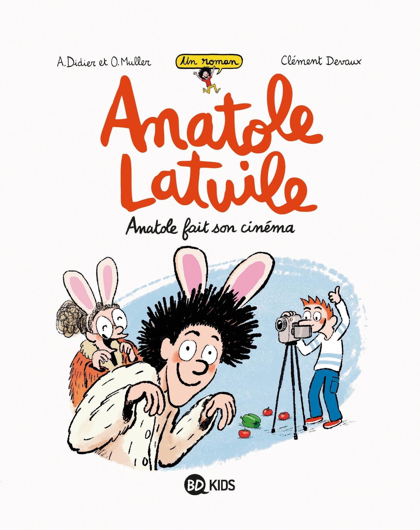 ANATOLE LATUILE ROMAN, TOME 02