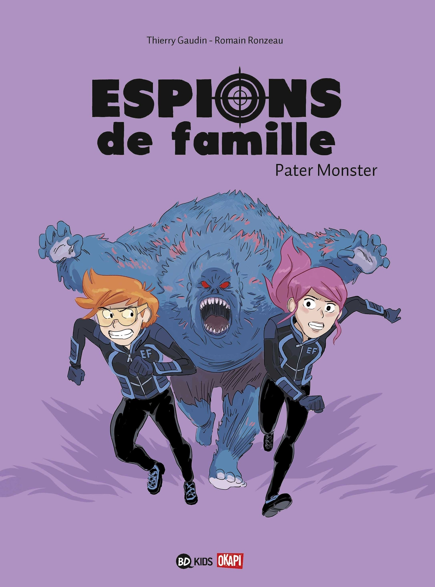 ESPIONS DE FAMILLE, TOME 06
