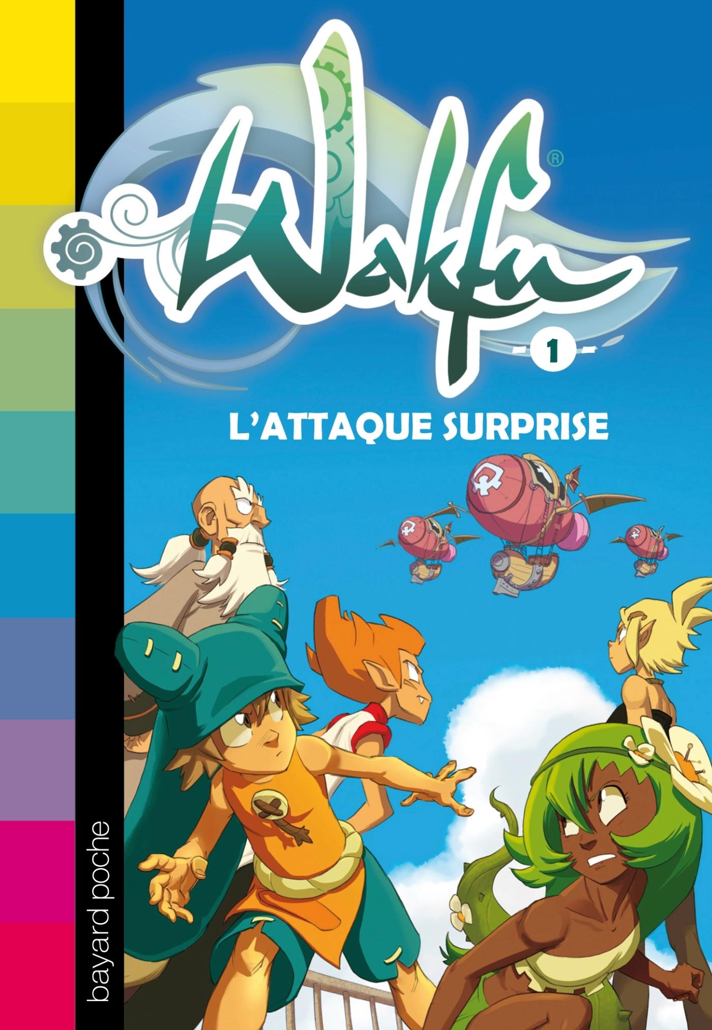 WAKFU, TOME 01