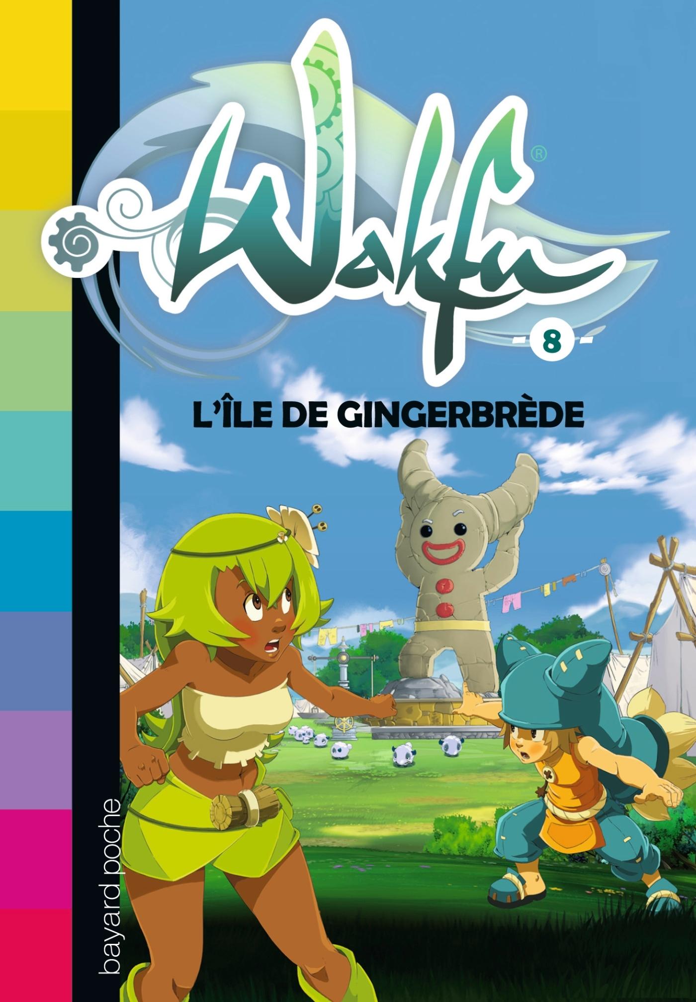WAKFU T08 ILE DE GINGERBREDE