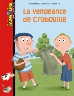 J AIME LIRE N154 VEANGEANCE DE CRABOUILLE