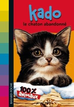 KADO LE CHATON ABANDONNE - N605
