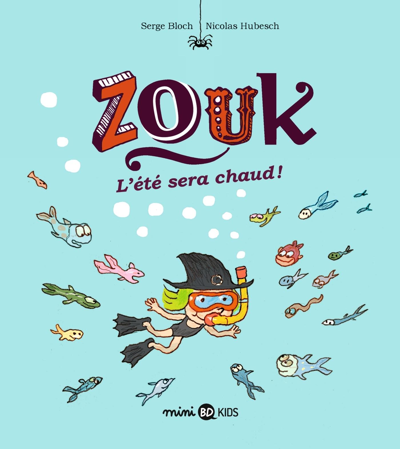 ZOUK, TOME 17