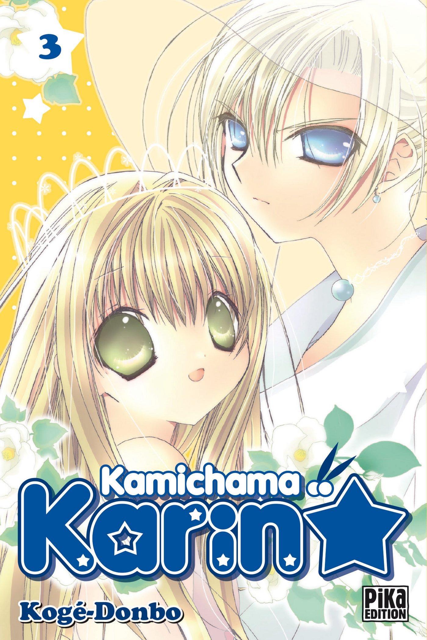KAMICHAMA KARIN T03