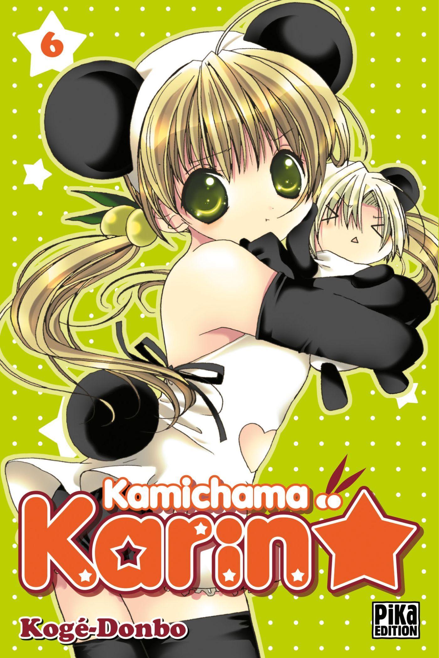 KAMICHAMA KARIN T06