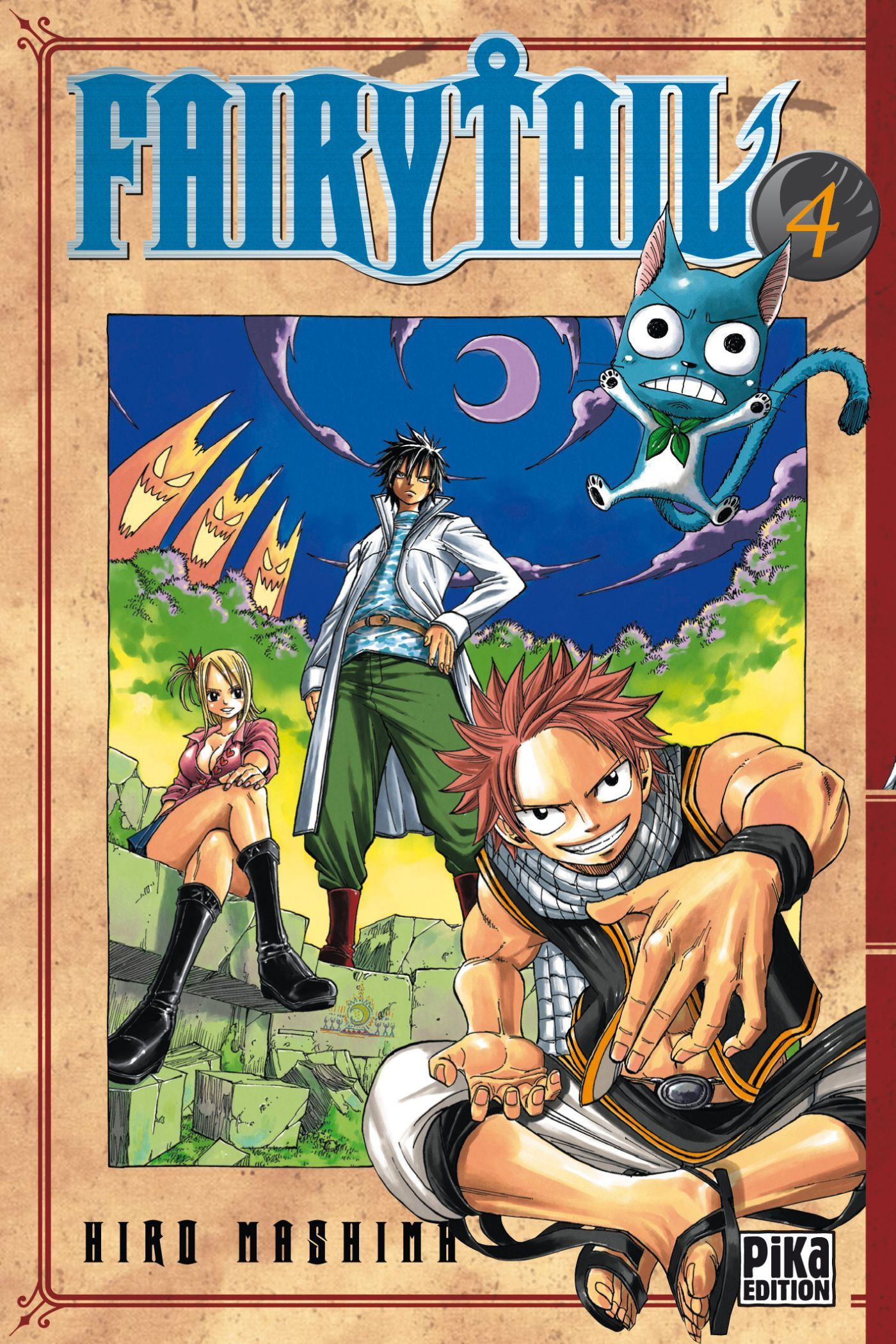 FAIRY TAIL T04