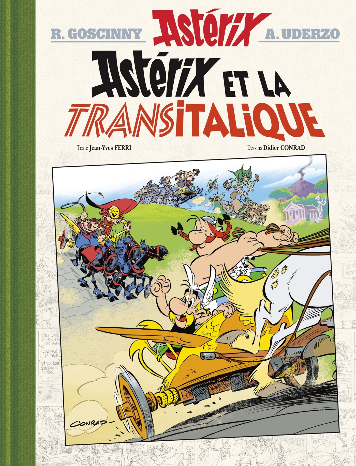 ASTERIX 37 - VERSION LUXE