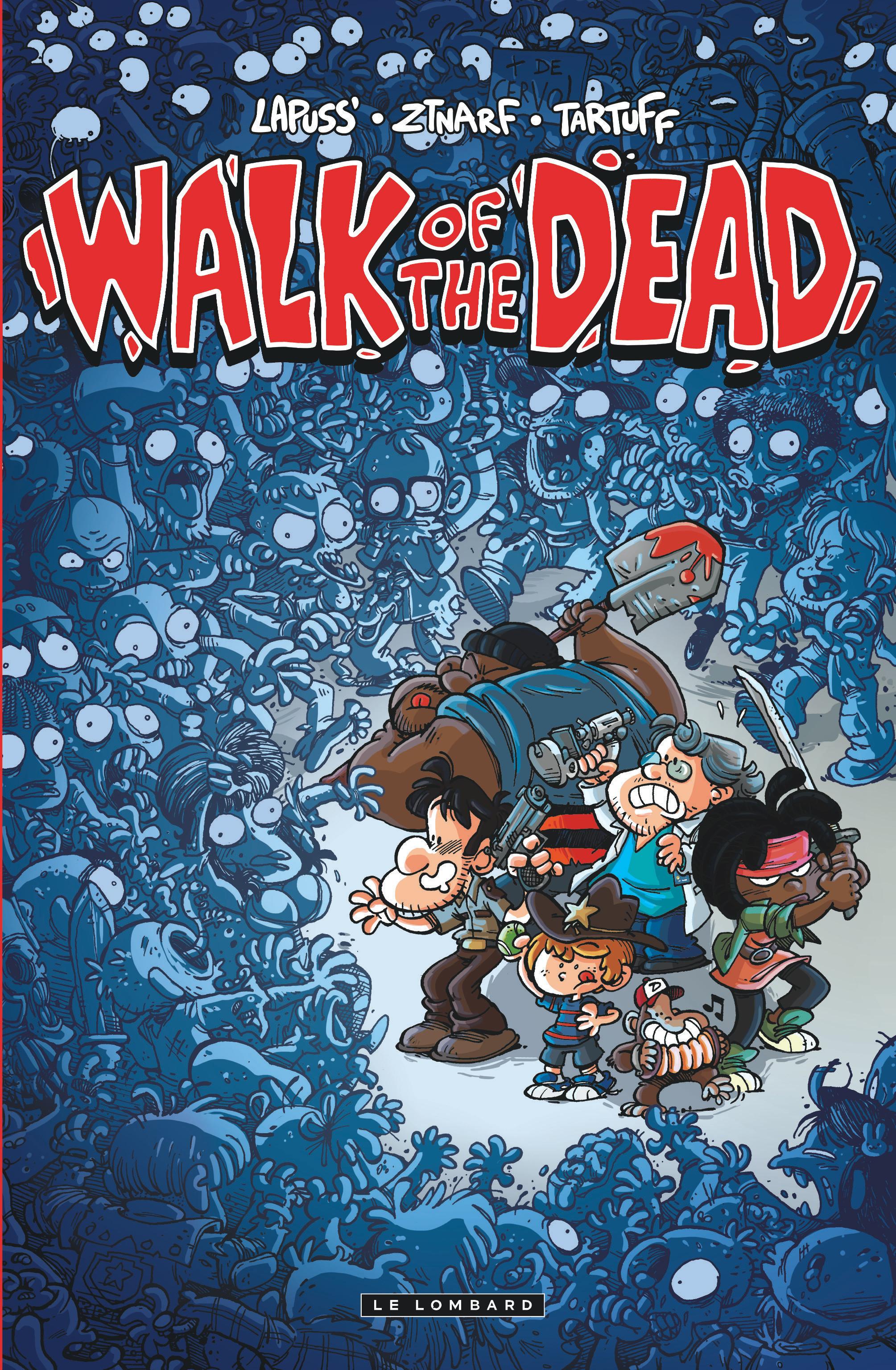 WALK OF THE DEAD WALK OF THE DEAD