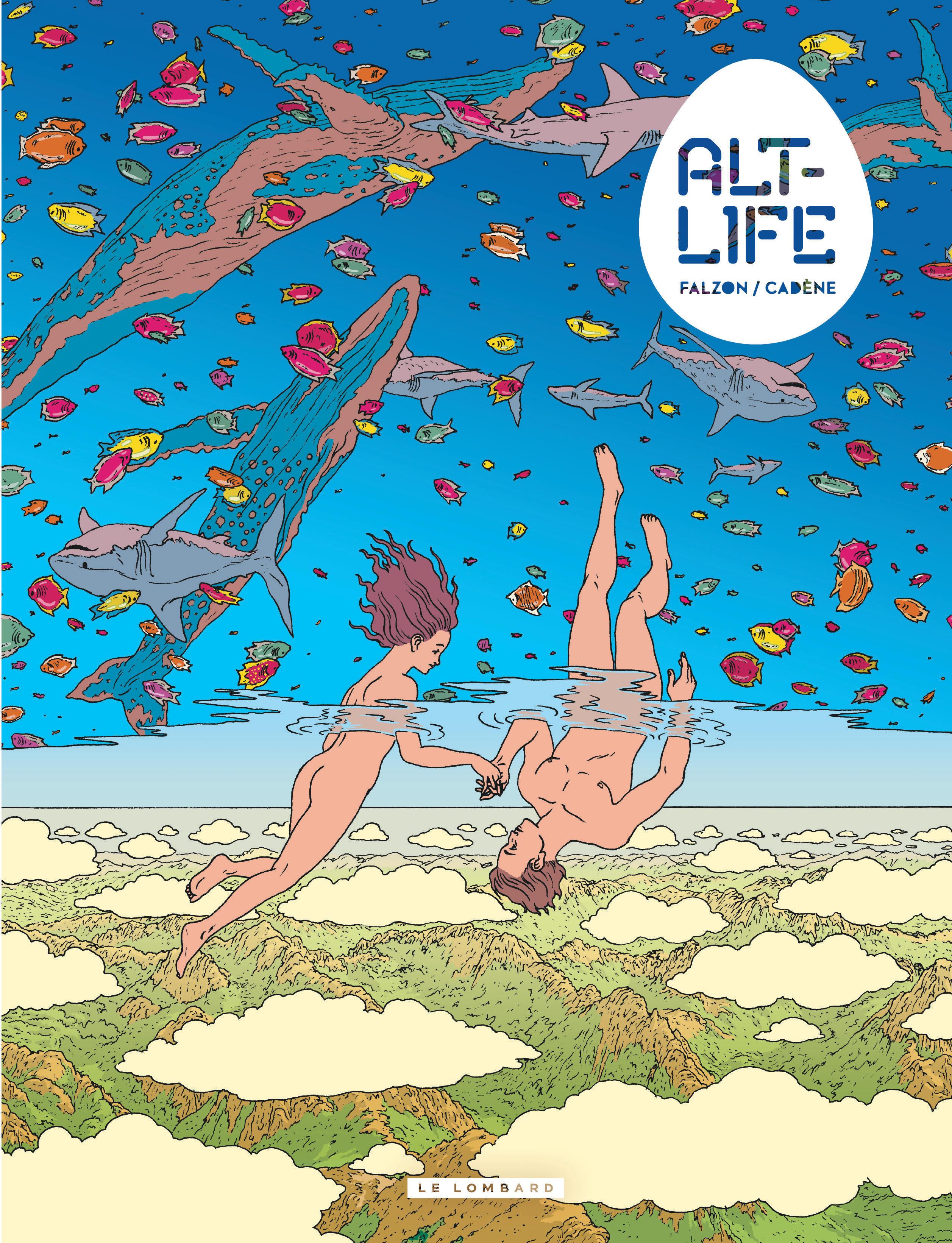 ALT LIFE ALT-LIFE - TOME 0 - ALT-LIFE