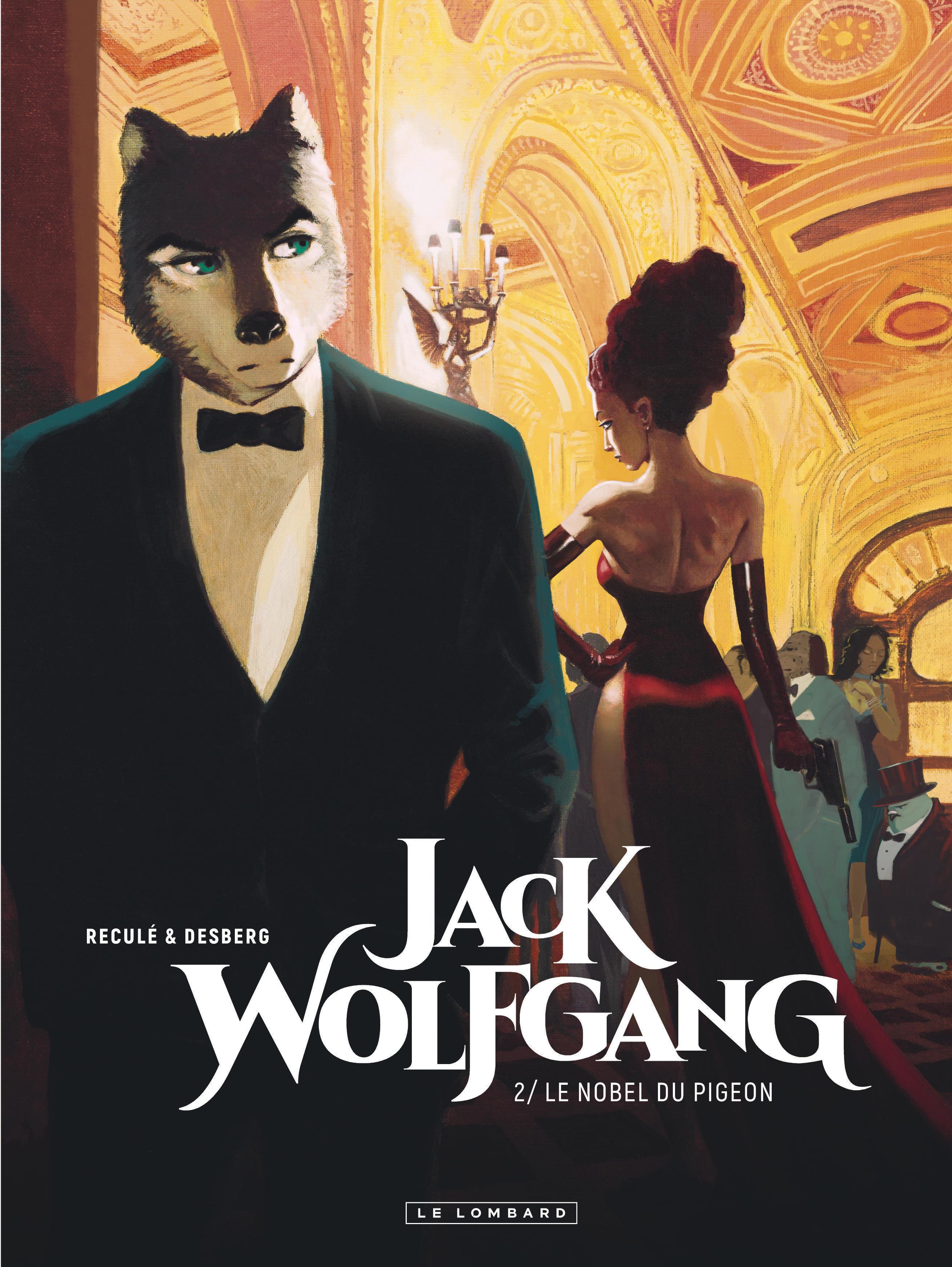 JACK WOLFGANG T2 LE NOBEL DU PIGEON