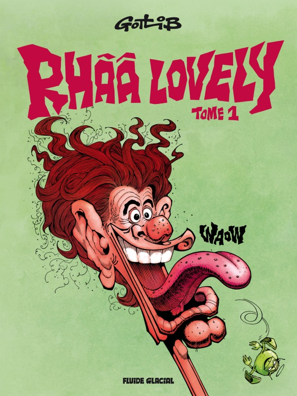 RHAA-LOVELY - TOME 1 (NED)