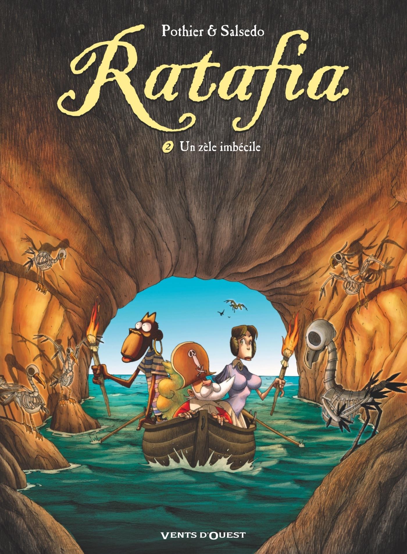 RATAFIA - TOME 02