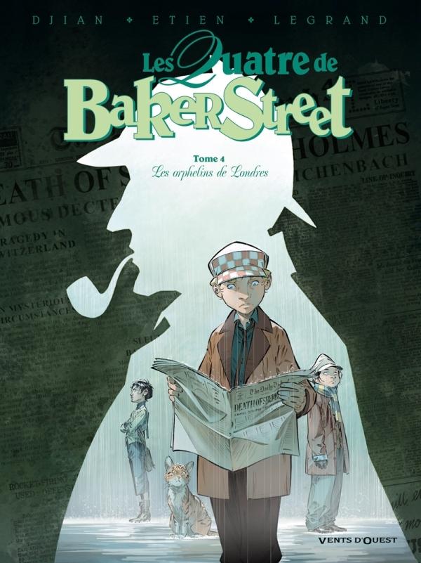 LES QUATRE DE BAKER STREET - TOME 04