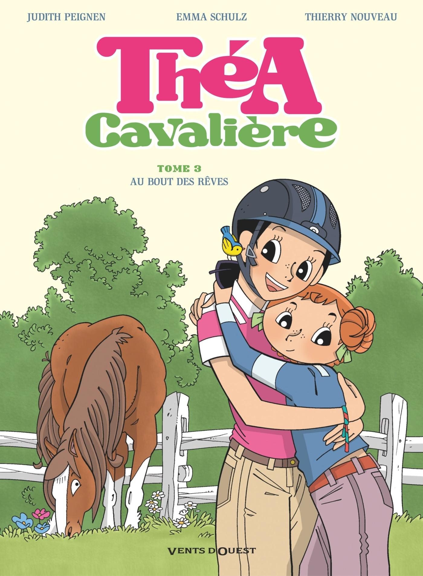THEA CAVALIERE - TOME 03