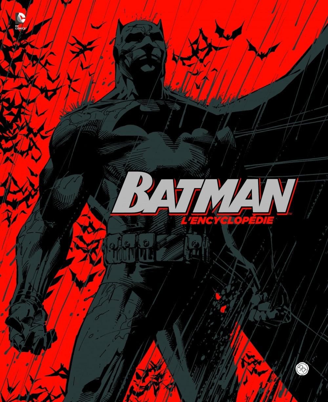 PARA BD DC COMICS : LE COFFRETENCYCLOPEDIE BATMAN