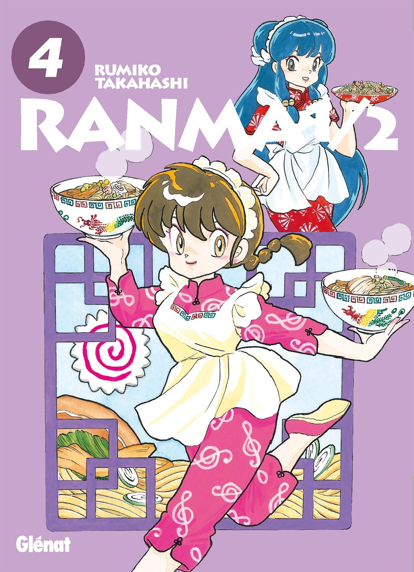 RANMA 1/2 - EDITION ORIGINALE - TOME 04