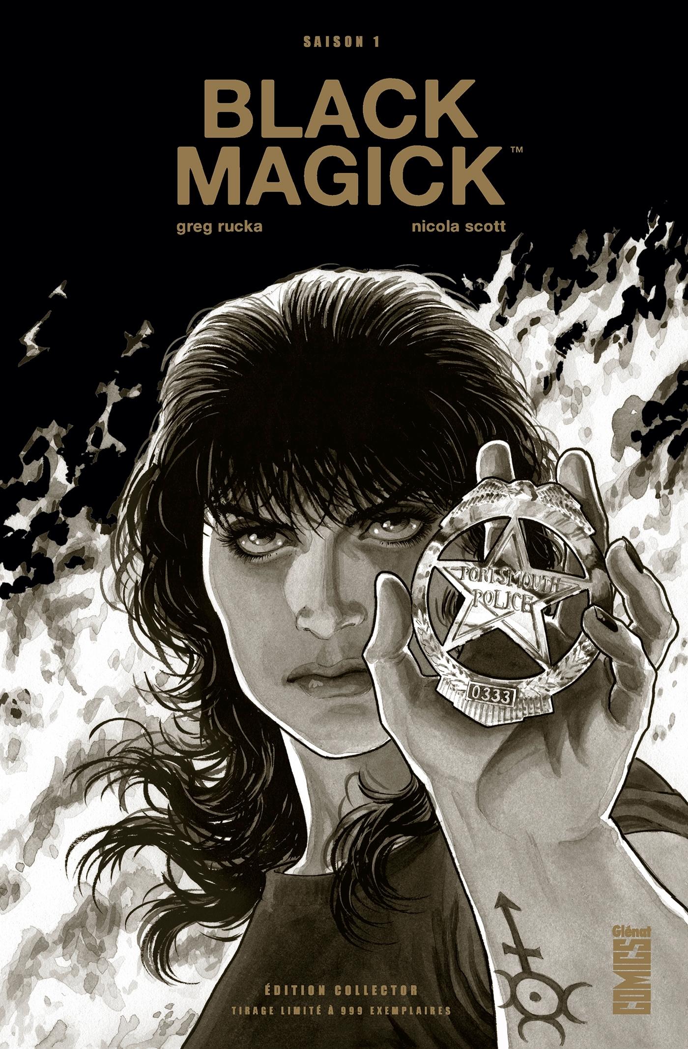 BLACK MAGICK - TOME 01 EDITION COLLECTOR