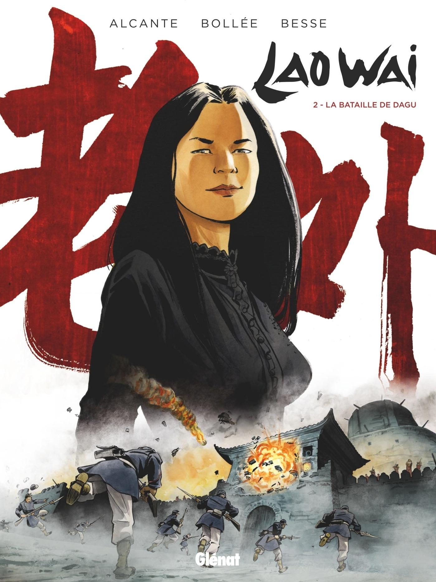LAOWAI - TOME 02