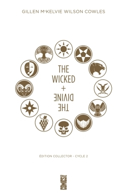THE WICKED + THE DIVINE - TOME 02 - EDITION COLLECTOR