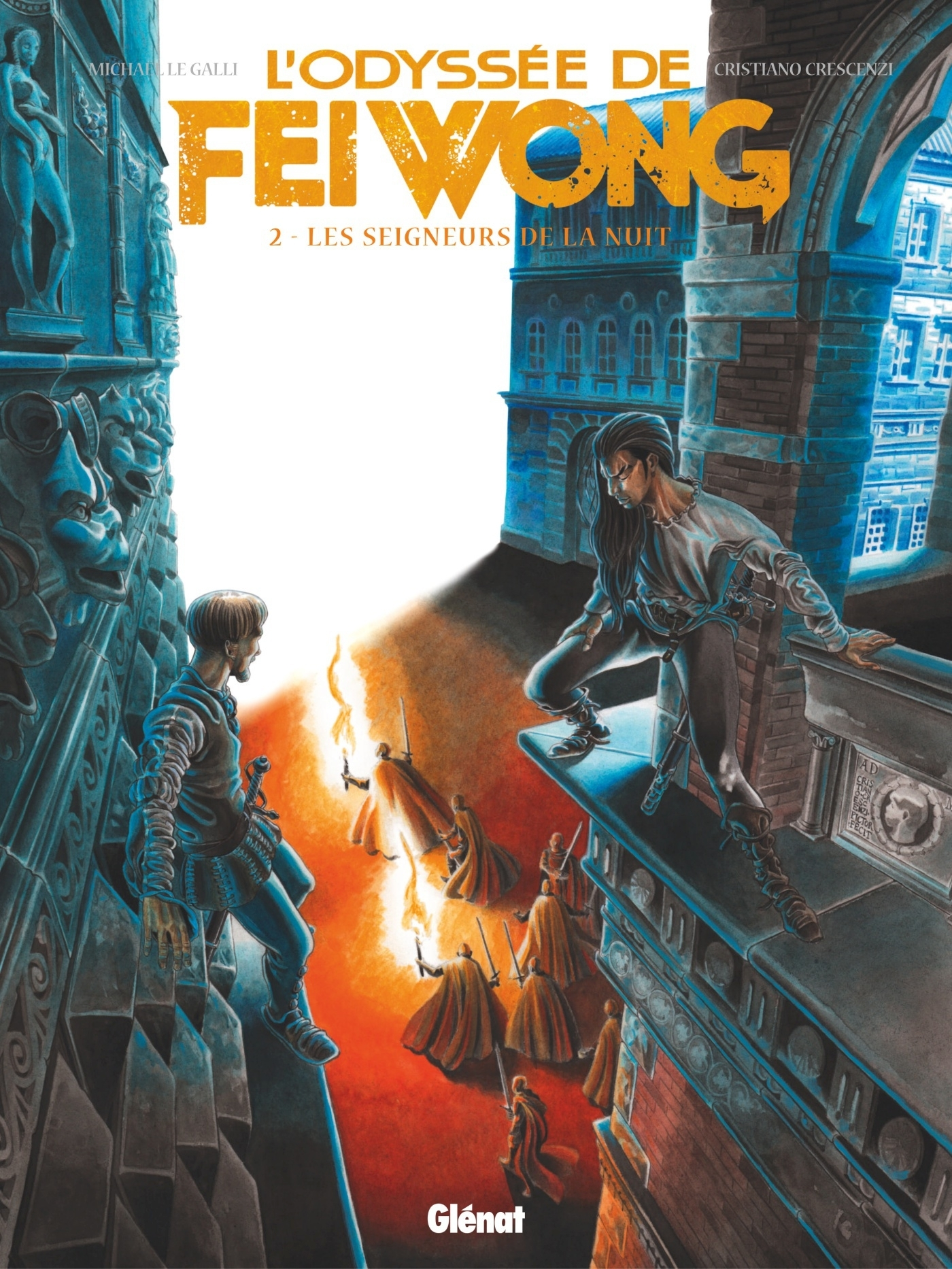 L'ODYSSEE DE FEI WONG - TOME 02