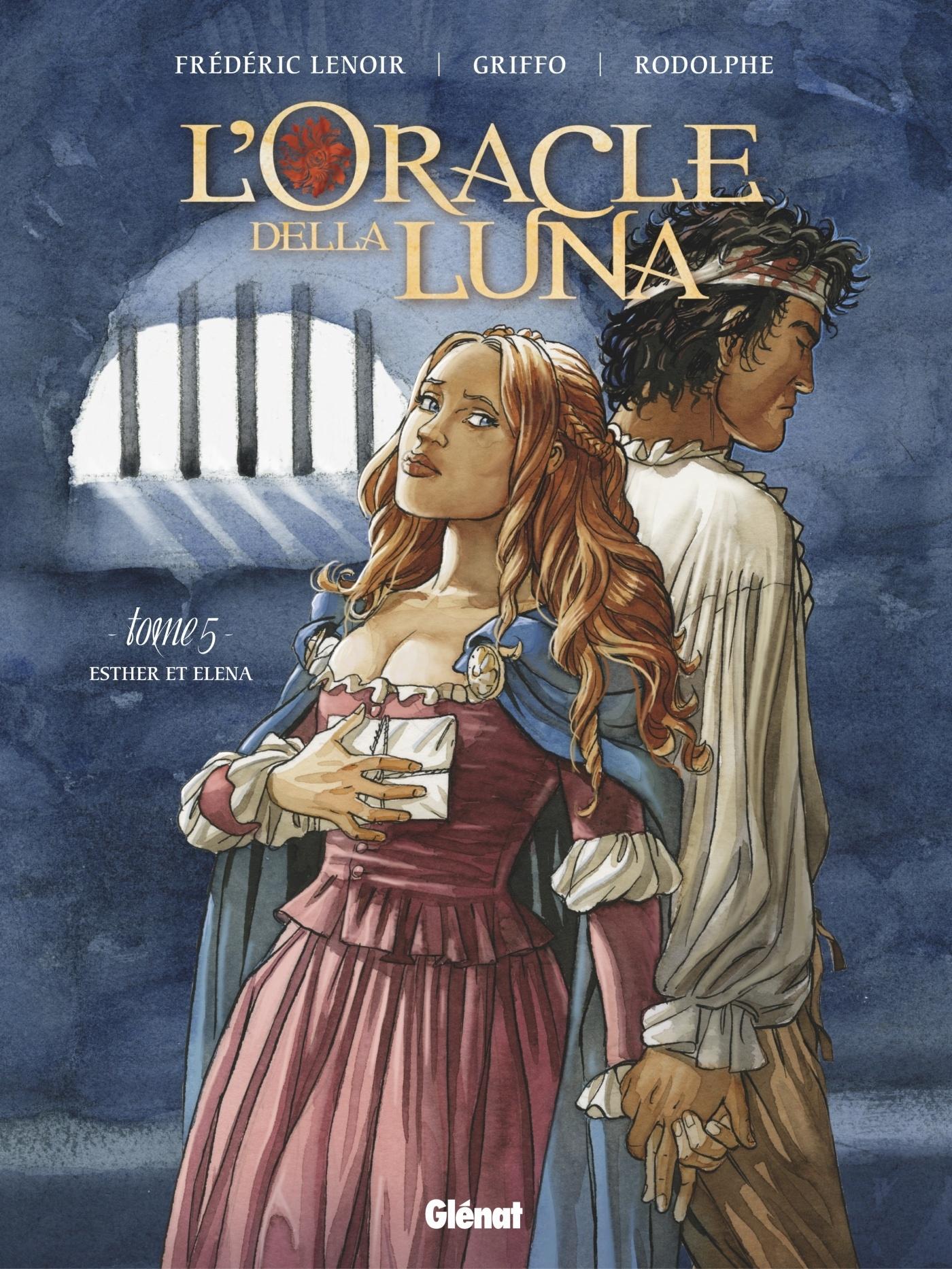 L'ORACLE DELLA LUNA - TOME 05