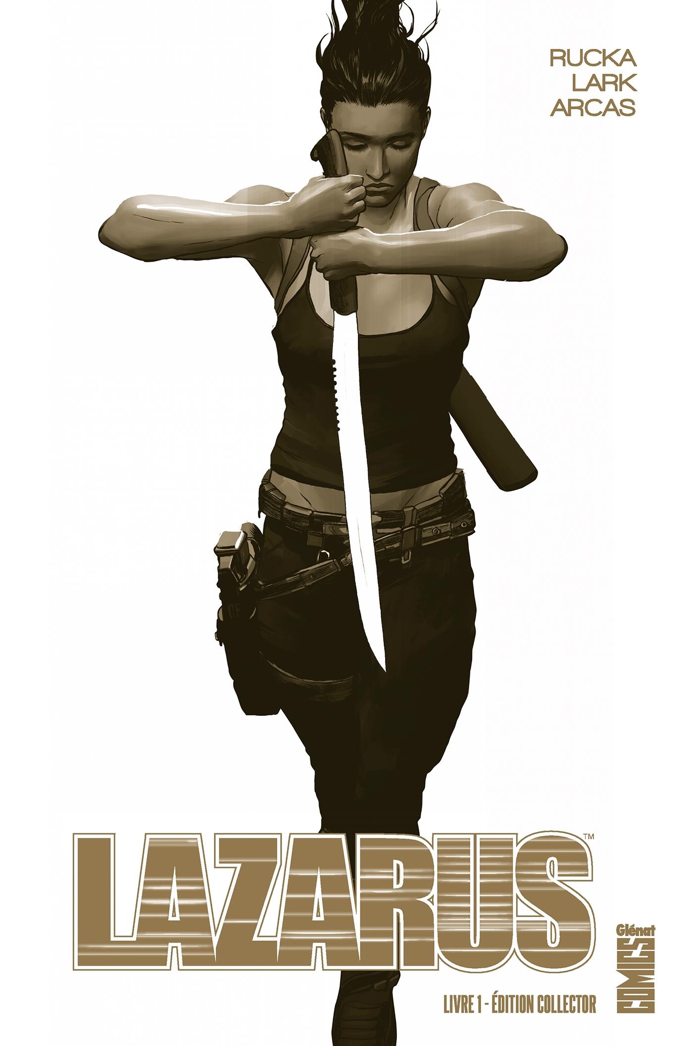 LAZARUS - TOME 01 EDITION COLLECTOR