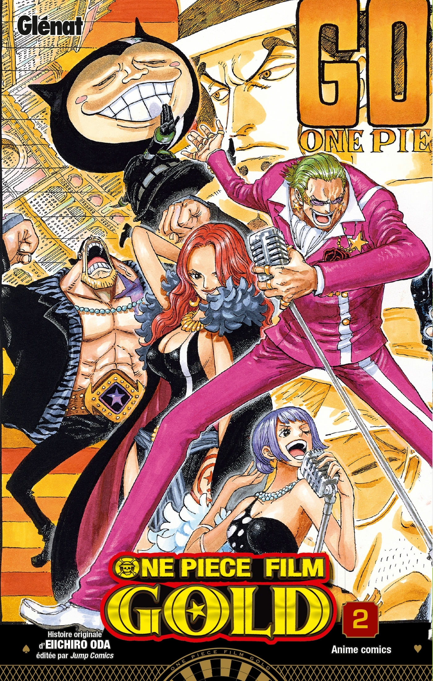 ONE PIECE - GOLD - TOME 02