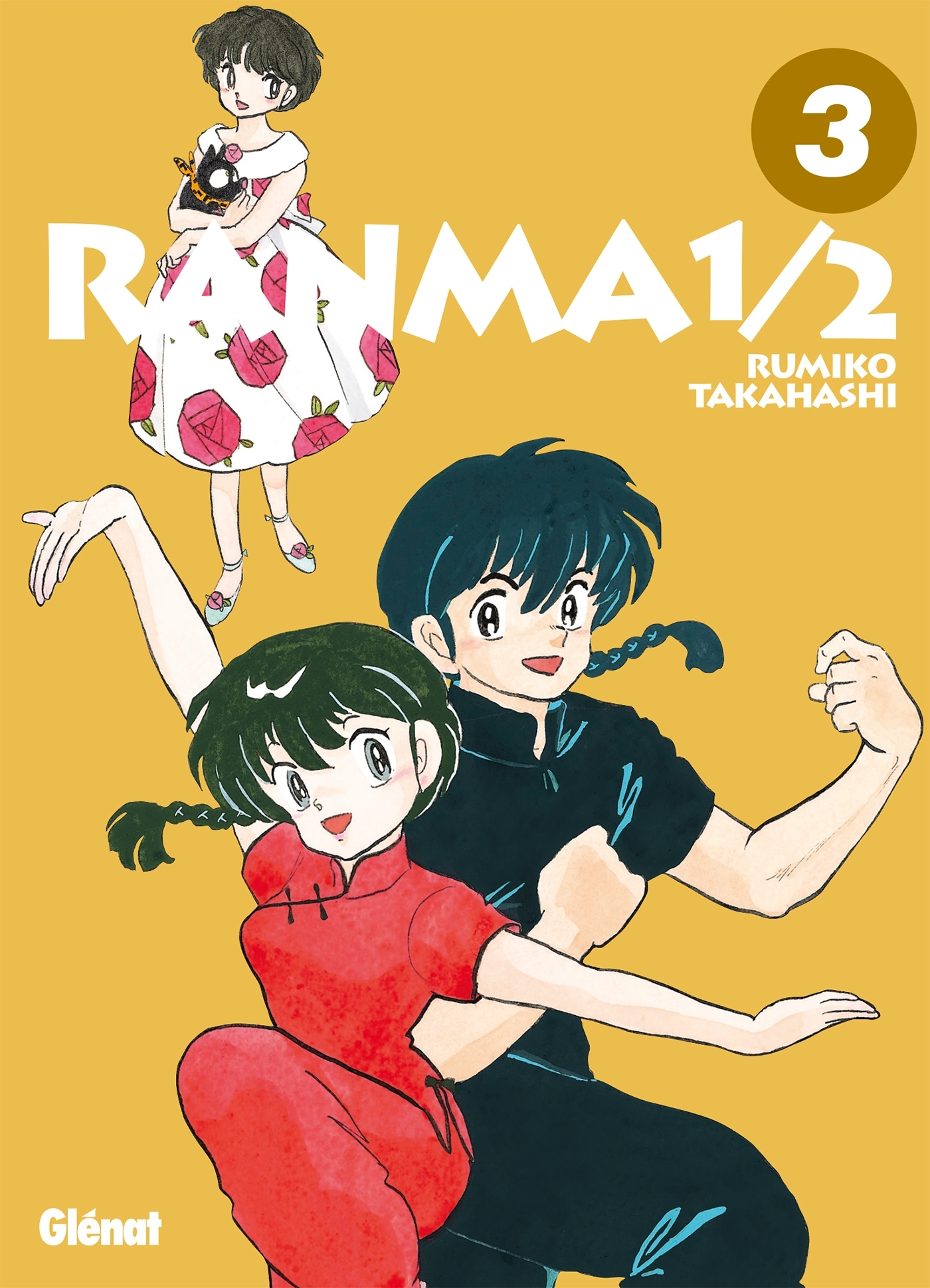 RANMA 1/2 - EDITION ORIGINALE - TOME 03