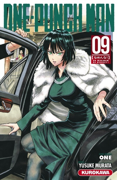 ONE-PUNCH MAN - TOME 9