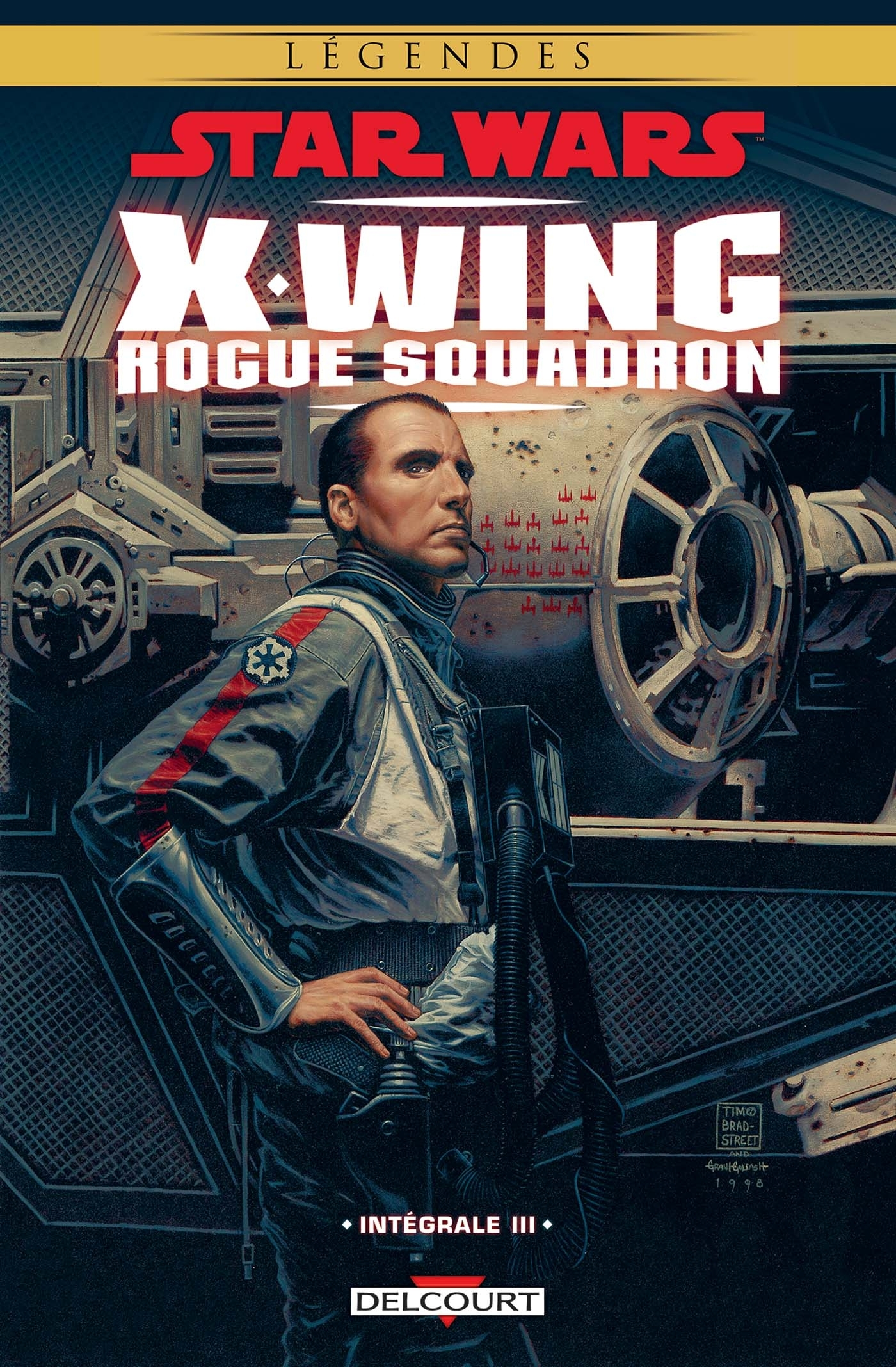 STAR WARS - X-WING ROGUE SQUADRON - INTEGRALE III