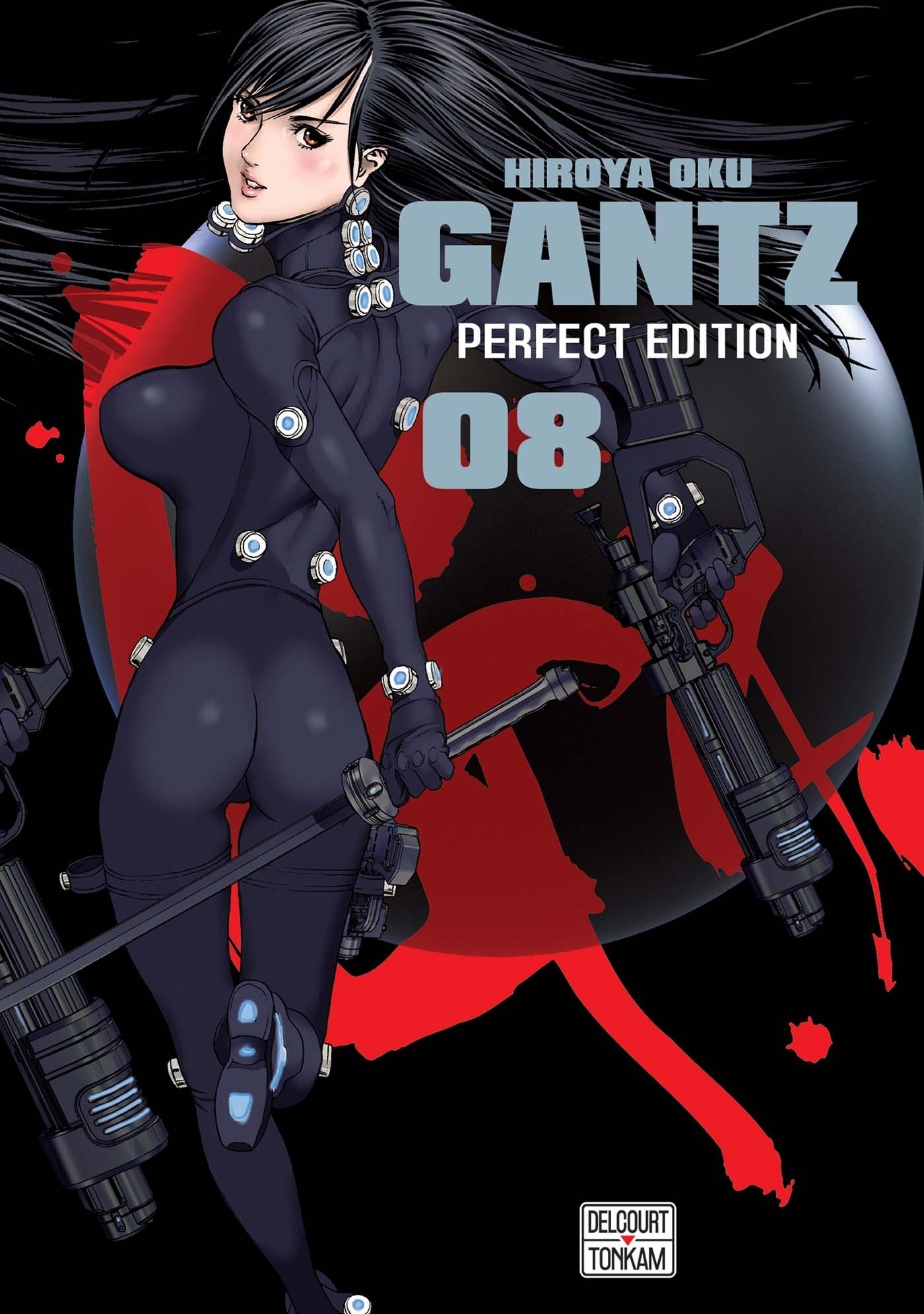 GANTZ PERFECT T08