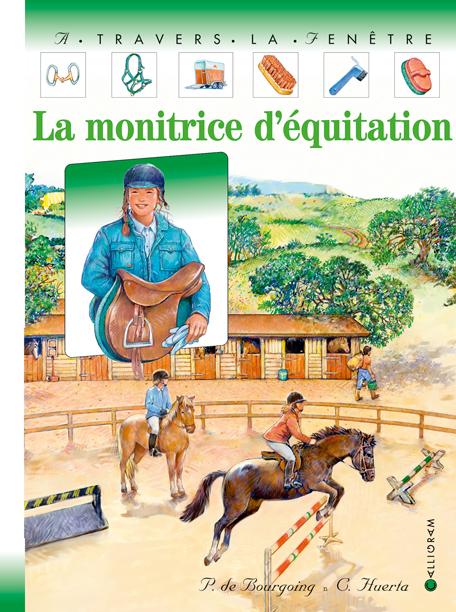 MONITRICE D'EQUITATION (LA)