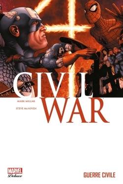 CIVIL WAR T01