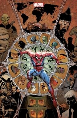 ALL-NEW SPIDER-MAN N 9 VARIANT ANGOULEME