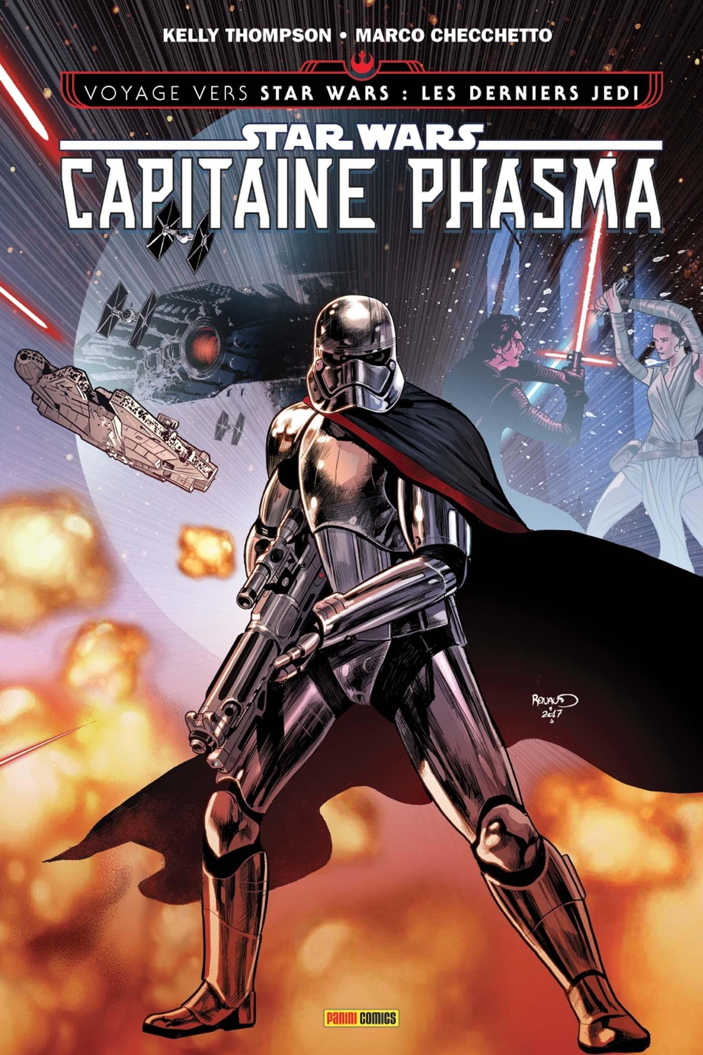 STAR WARS : CAPTAIN PHASMA