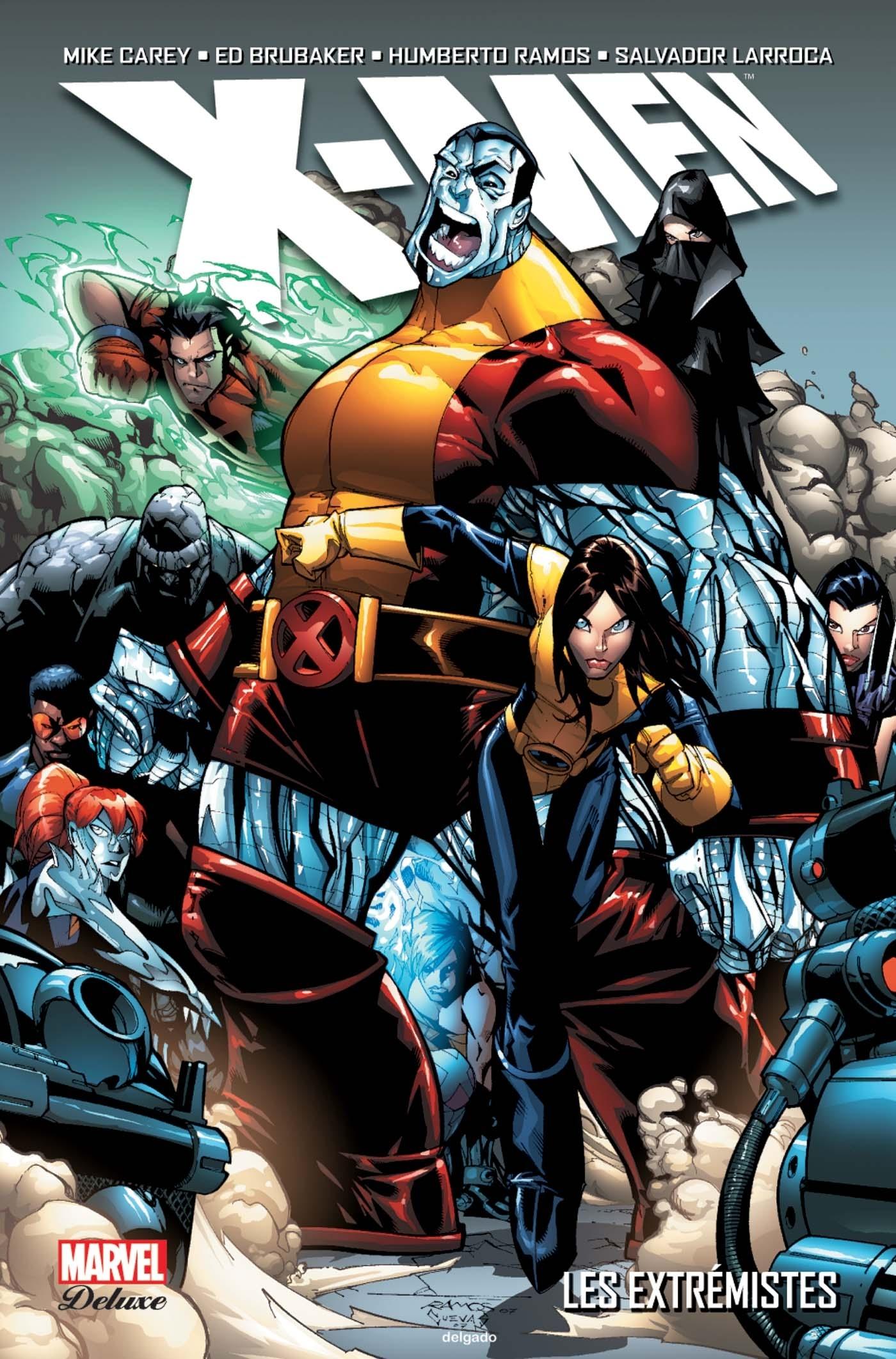 X-MEN : LES EXTREMISTES